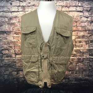 Woolrich Classic Mens Outdoor Hunting/Fishing Vest
